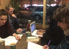 Writing Marathon: Come Write In on 12/11/14