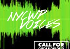 NYCWP Voices – Call for Submissions!