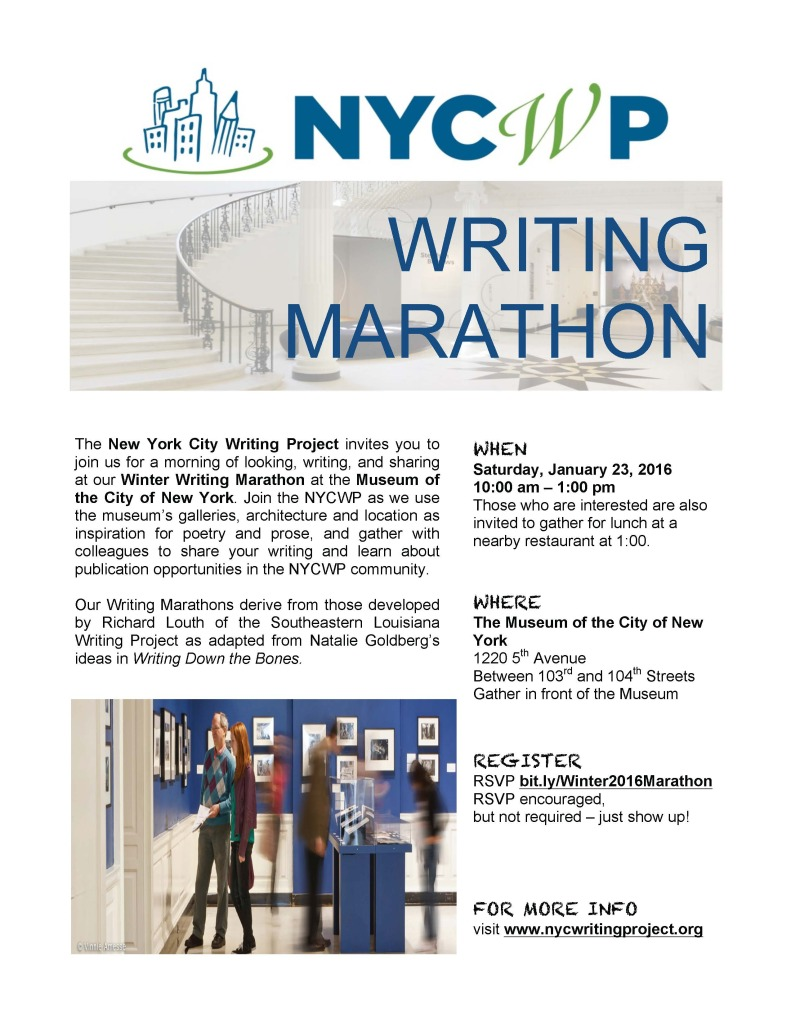 MCNYWritingMarathon_Jan2016_Flyer