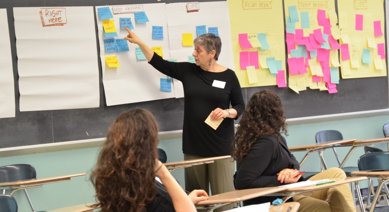 Apply to Facilitate a Workshop or Roundtable at the 2018 Teacher-to-Teacher Conference