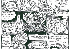 Encourage your students to apply for Bronx Loaf Writers Conference for Teen Writers!