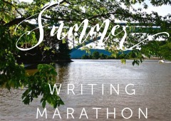Summer Writing Marathon on July 12, 2016 at Inwood Hill Park