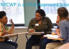 Upcoming CTLE-approved Professional Development