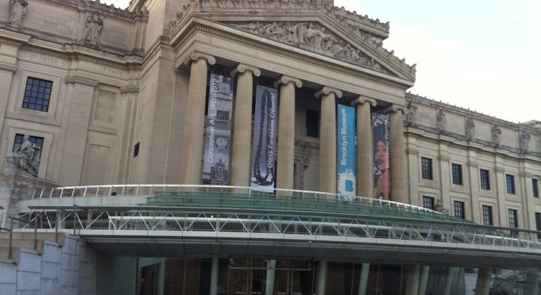 NYCWP Winter Writing Marathon Goes to the Brooklyn Museum