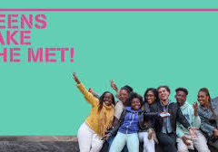 May 31, 2019: Teens Take the MET!